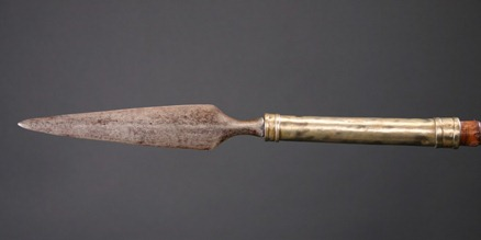 Head of a spear from Mindanao, www.vikingsword.com