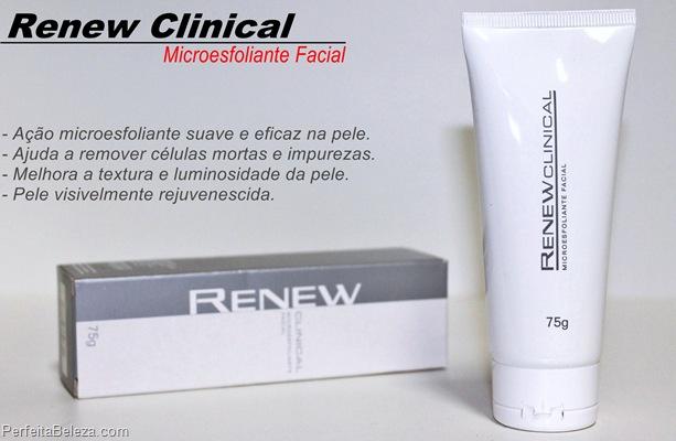 Renew Clinical Microesfoliante Facial