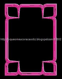 Moldura Pink3D