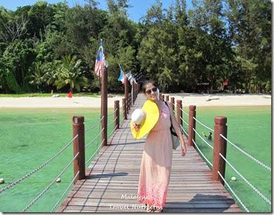 沙巴亞庇馬努干島 Manukan (45)