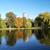 Boston Public Garden - Back Bay