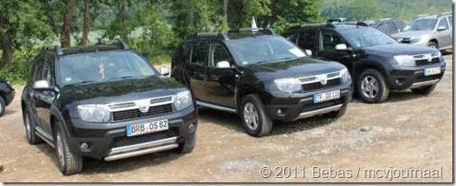 Dacia Duster meeting Kassel 2011 06