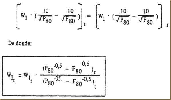 Ecuación 6 y 7