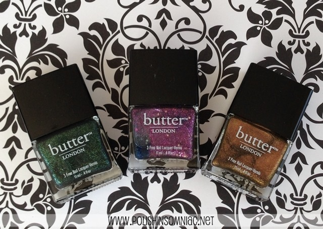 butter LONDON Sparkle, Sparkle (Holiday 2012)