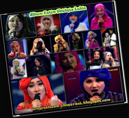 Album Fatin Shidqia Lubis