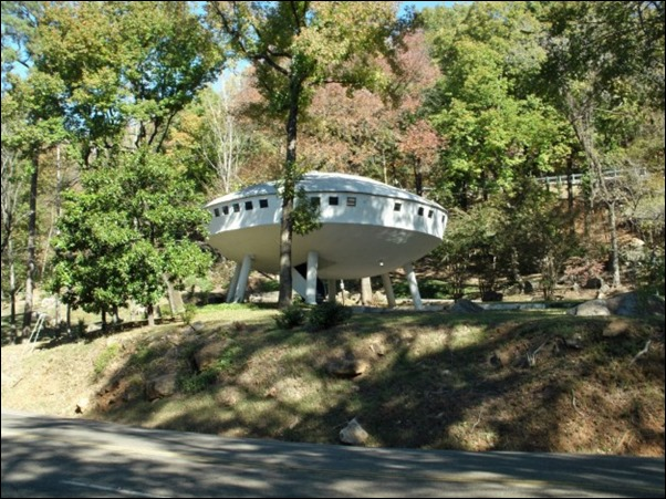 UFO House - Chattanooga, Tennessee, USA 03