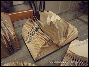 book fold 4