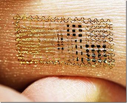 Electronic-Tattoo