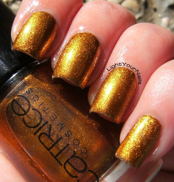 Catrice Oh My Goldness!