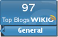 Aout 2011 classement général Wikio du pmdG