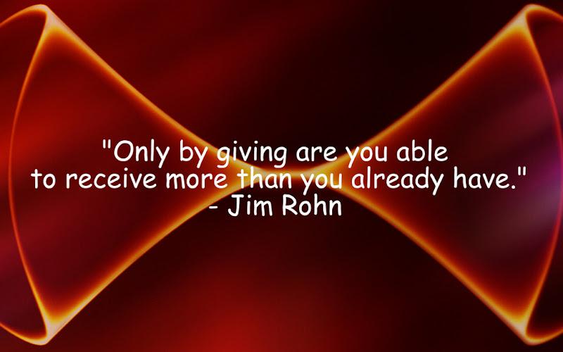 Jim Rohn Inspirational Quotes