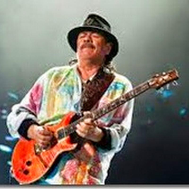 Concierto Carlos Santana en Monterrey
