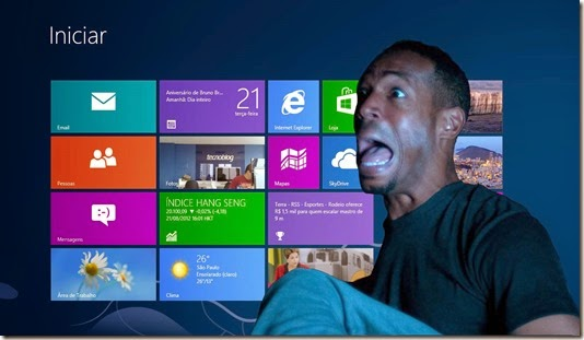 Devemos ter medo do Windows 8?