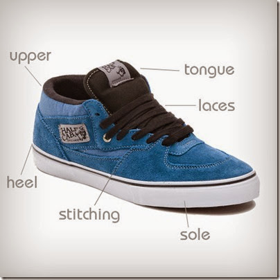 Skate Shoes - Understanding Skate Shoes by WindWard Board Shop