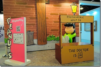 Peanuts X Taiwan - 65th Anniversary Exhibition 花生漫畫 65th周年展。史努比。臺灣 13
