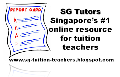 Singapore tuition teachers