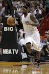lebron james nba 121206 mia vs nyk 07 LeBron James Nears 2nd Triple Double, Wears Lavas in a Loss