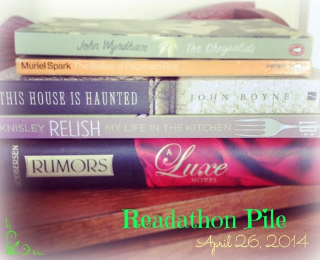 readathon books