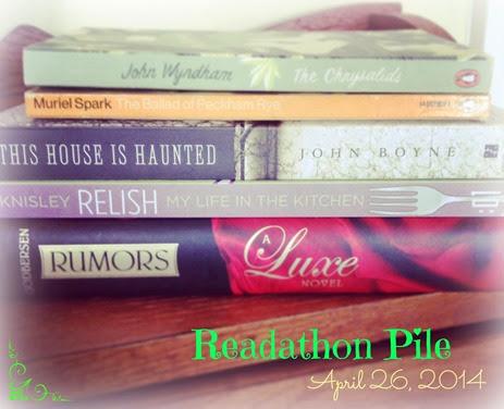 readathon books