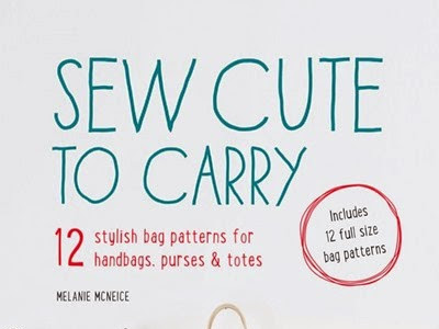 Sew Cute to Carry {Book Review}