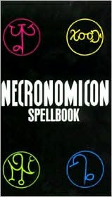 Cover of Simon's Book The Necronomicon Spellbook