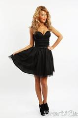 Rochie Chanttal Charming Black