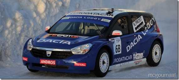 Dacia Lodgy Glace Lans en Vercors 02