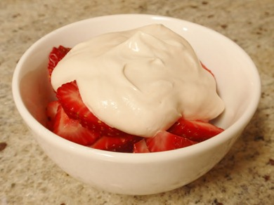 strawberries romanoff 4