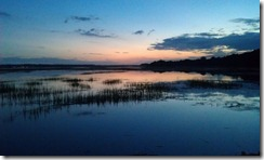 Sunset on the HHI marshes