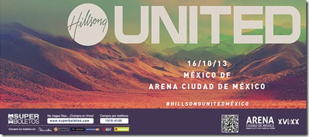 hillsongunitedenmexico2013 venta de boletos por superboletos por internet