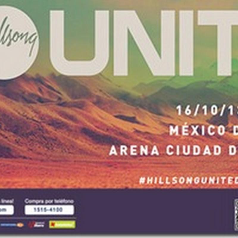 Hillsong United en Mexico 16/10/13