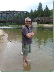 Kettle River dip