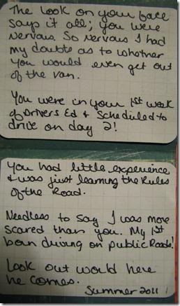 21 detail journaling
