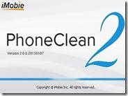 PhoneClean 2 per liberare spazio su iPhone, iPad e iPod eliminando i file inutili