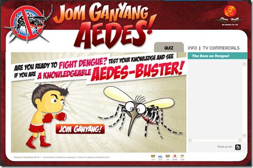 Jom Ganyang Aedes