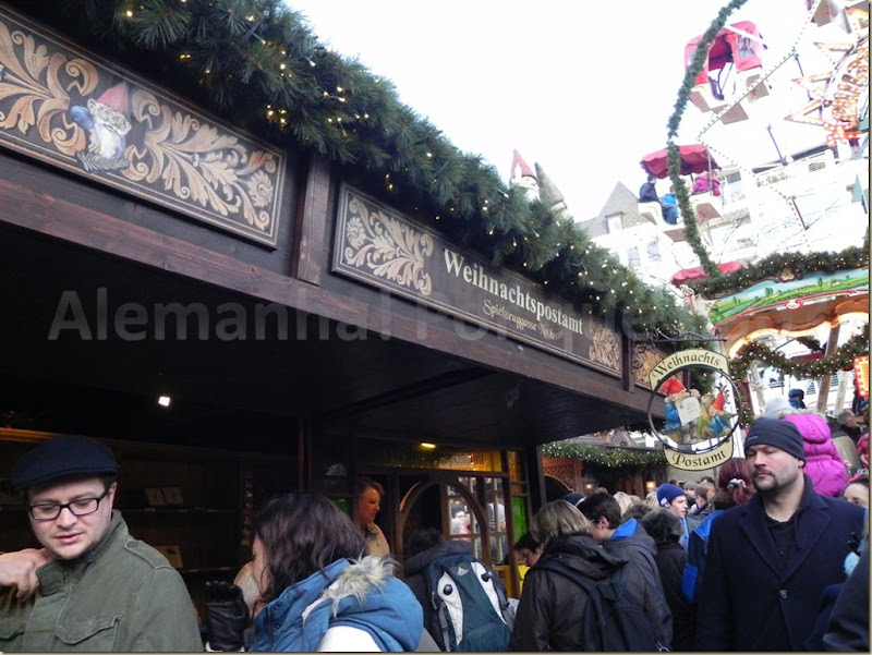 Feira de Natal Colônia 31