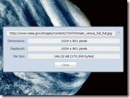 Vedere risoluzione e dimensione di un'immagine online con Chrome e Firefox
