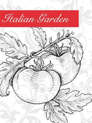 Italian Garden Graphic
