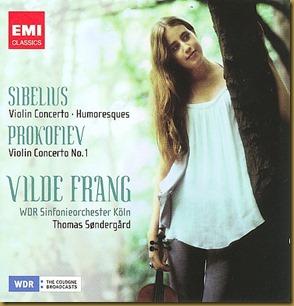 Prokofiev concierto violin 1 Frang Sondergard