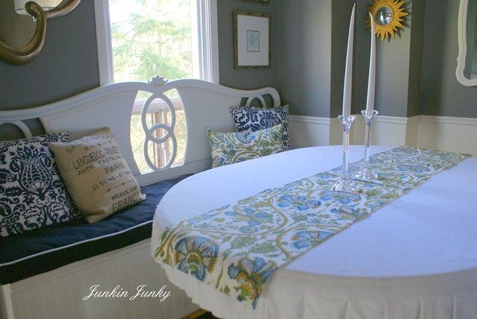 Place mat cushions at Junkin Junky