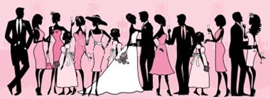 convidados casamento