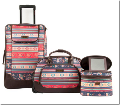 Rip Curl Sienna Travel Set Teaberry
