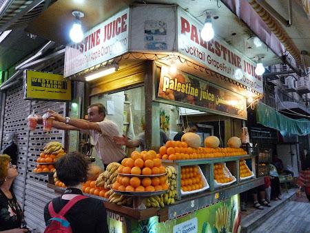 Shopping Amman: Juice portocale