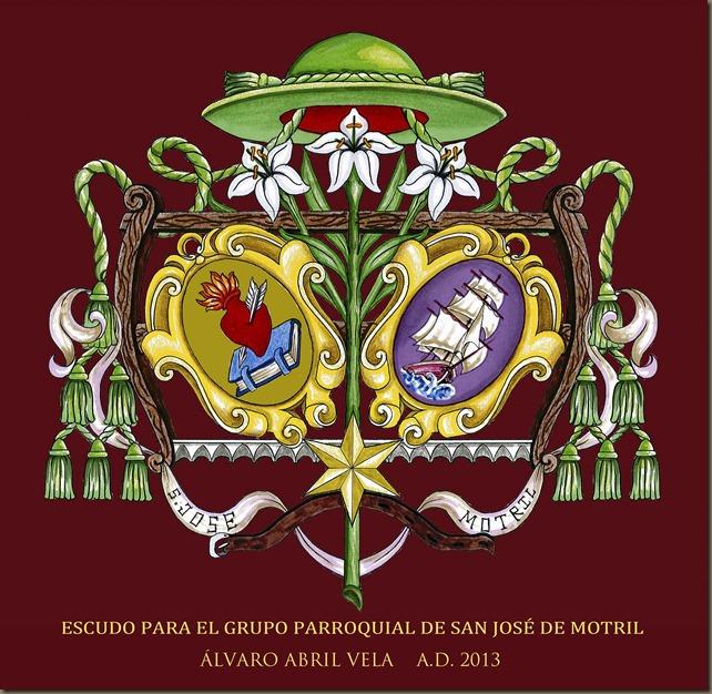 escudo san jose motril alvaro abril vela 2013