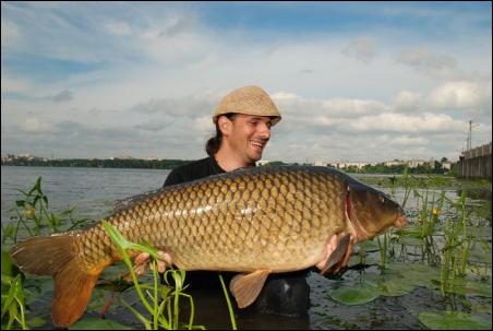 Рибалка в Україні. Найпопулярніші водойми // Рыбалка в Украине. Лучшие водоемы