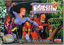 P00008 - Flash Gordon #8