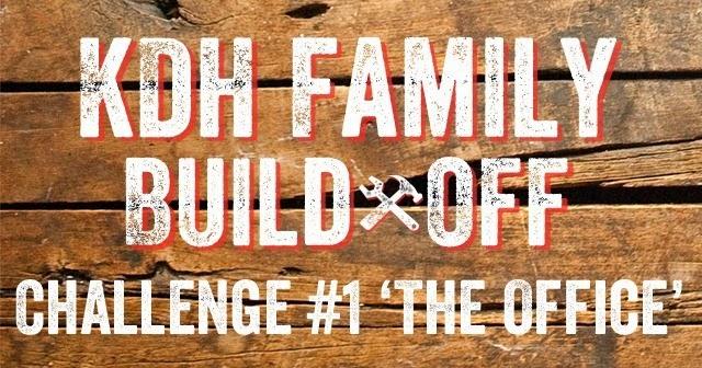 Build-Off Challenge #1 Header