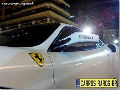 Ferrari F430 Branca (3)