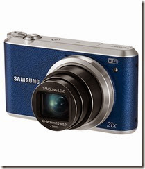 Snapdeal: Buy Samsung WB350 16 Megapixels 21x Point & Shoot Digital Camera for Rs. 11787 only