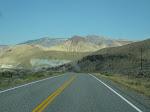 On the road, Idaho